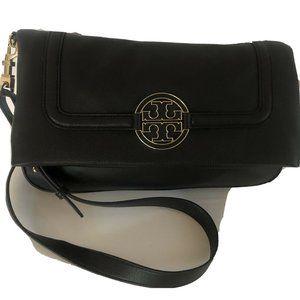 Tory Burch Crossbody black Handbag Leather Shoulde